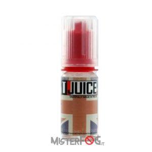 t juice aroma colonel custard