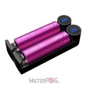 efest caricabatterie k2 slim 2