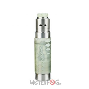 wismec kit tubo rx machina con guillotine rda 7