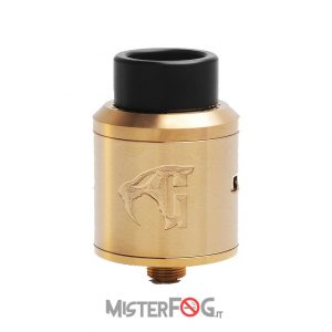 528 custom vape goon 1.5 rda 24 gold 4