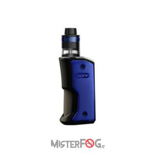 aspire kit feedlink con revvo black blue