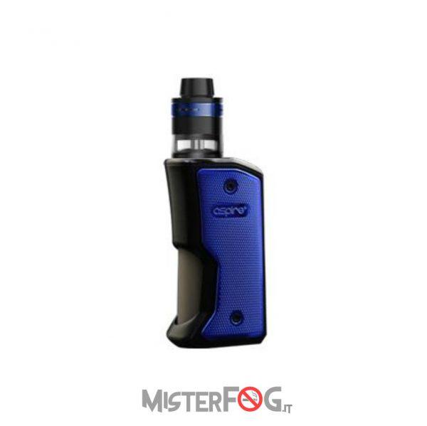 aspire kit feedlink con revvo black blue