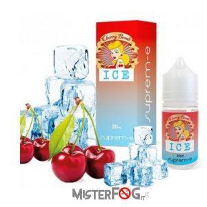 suprem-e aroma cherry bomb ice