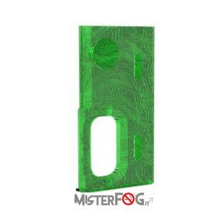 wismec sportellino luxotic verde damascato