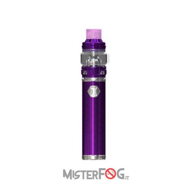 eleaf ijust 3 purple 3000 mah kit con ello duro 2