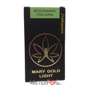 mary gold light infusion bio