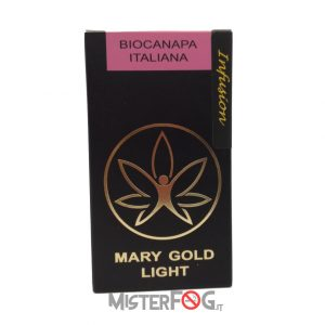 mary gold light infusion lady