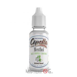 capella aroma menthol