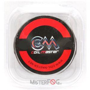 coil master filo ss316l 26 gauge awg 0.32mm